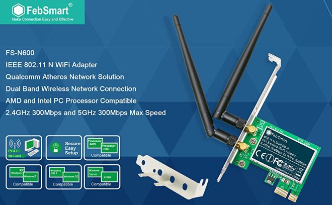 FebSmart FS-N600 Product Description