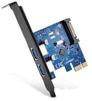 UGREEN PCI-E to USB 3.0 PCI Express Expansion Card ドライバー