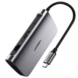 UGREEN Premium 7-in-1 USB-C Hub for MacBook ドライバー