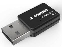 デバイスモデル:X-MEDIA XM-WN3200